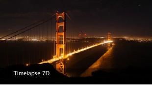 timelapse bridge test