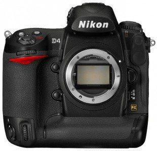 Nikon-D4-Body
