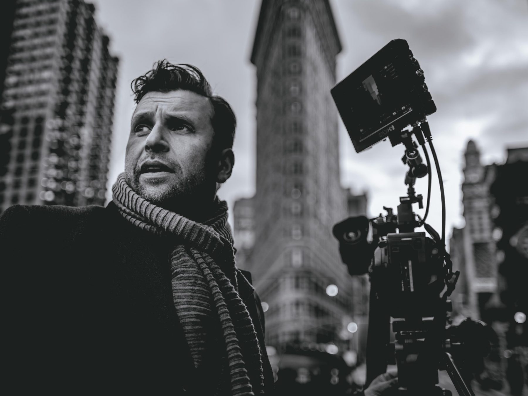 3 day documentary filmmaking workshop in NY with B&H and Canon! Free