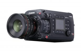 The new Canon C700