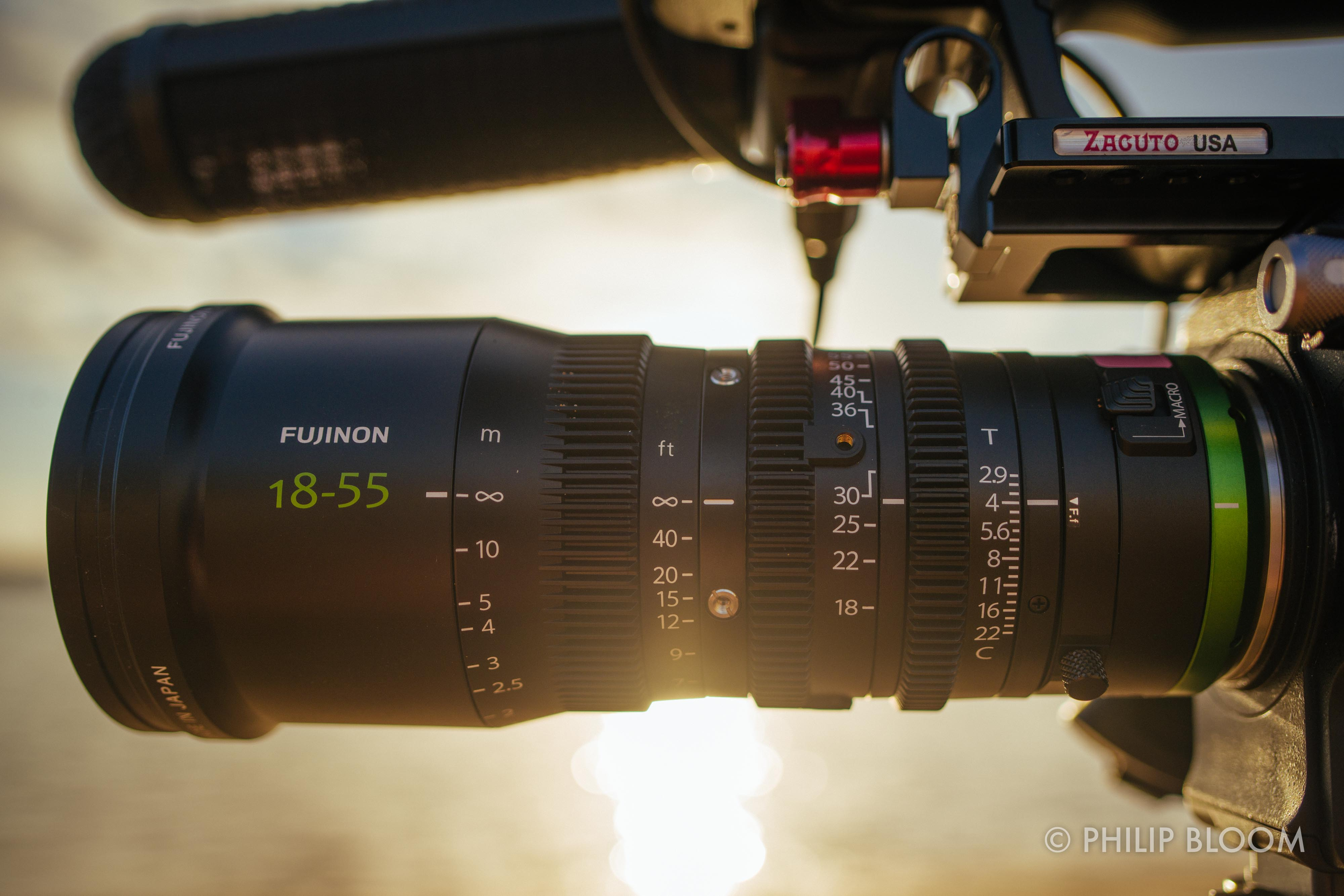 Fujinon Mk 18 55mm T29 E Mount Cine Lens First Footage And Sony Alpha 7 Mark Ii Fe 58 70mm Thoughts Here Philip Bloom Blog