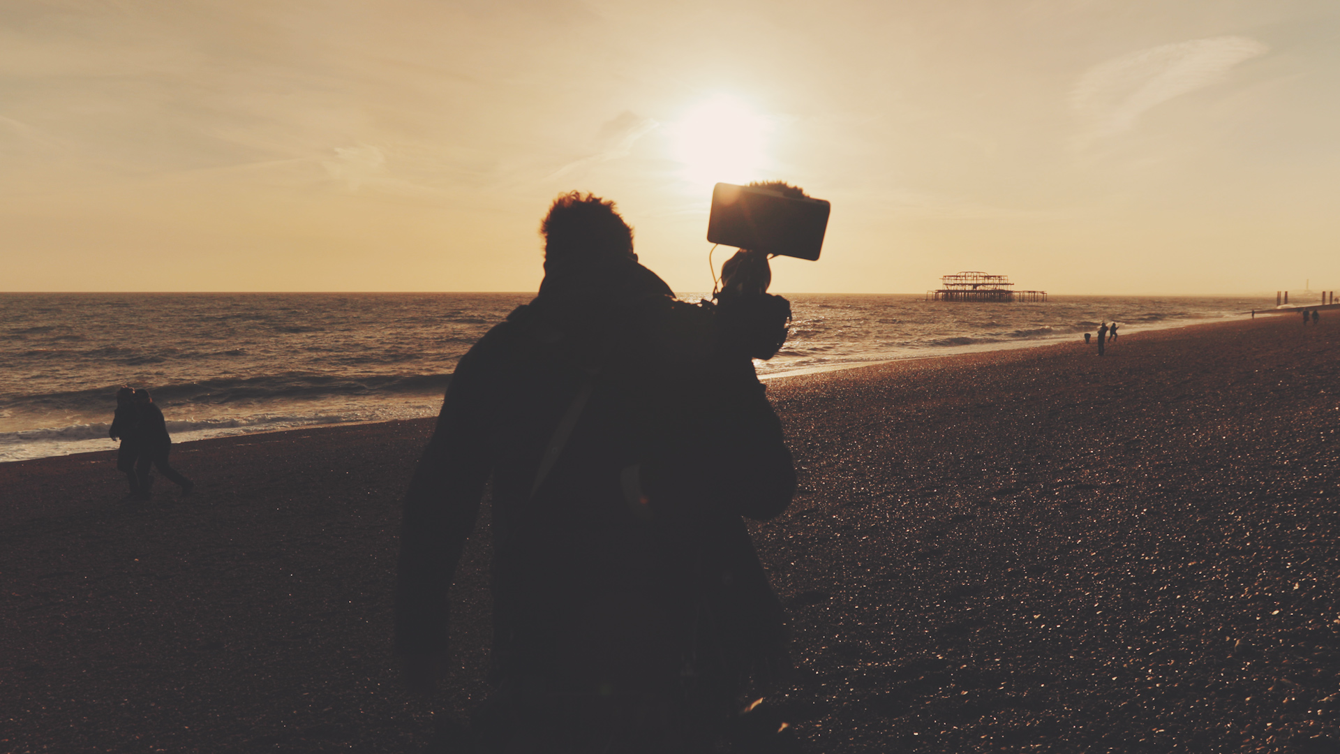 Backing up your videos and photos in the field | Philip
