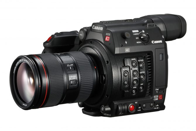 Are Canon trying to push raw video into the mainstream with
