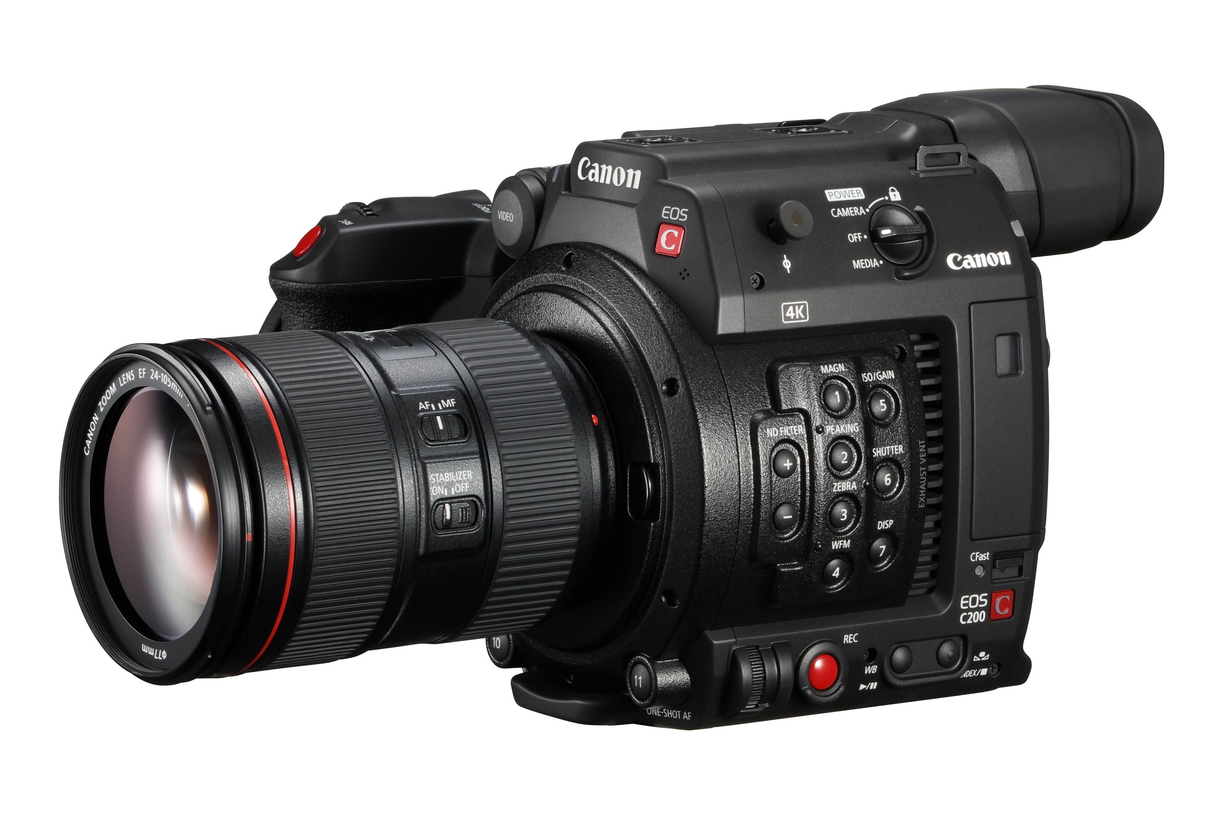Are Canon trying to push raw video into the mainstream ...
