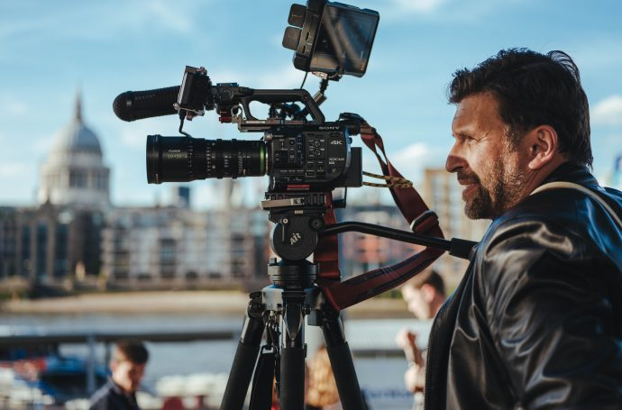 Filming with the new FUJINON MK 50-135mm E mount Cine Lens with the