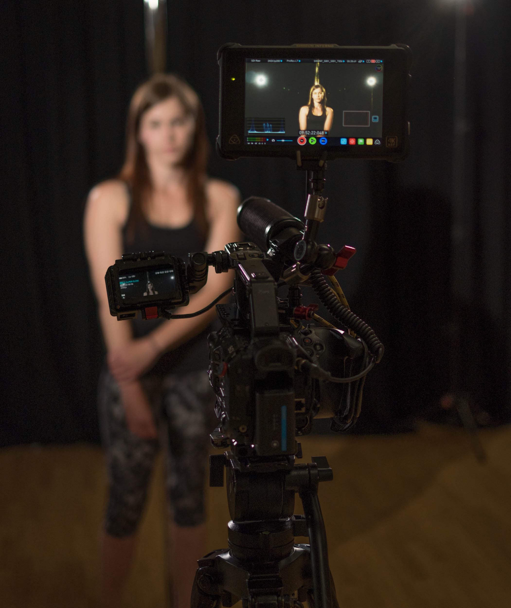 """New Mini-doc """"The Pole Dancer"""" Made As Part Of My New"""