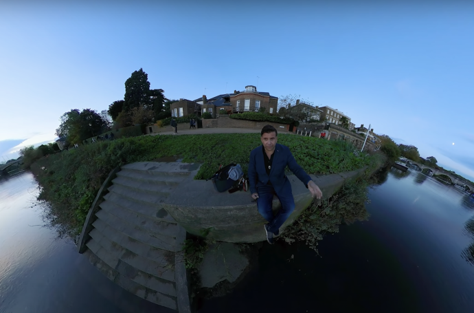 Review of the Insta360 ONE X2: The future of cameras or just enormous fun?