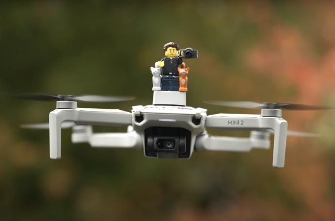 Review of the DJI Mini 2 and Mavic Air 2